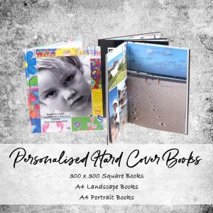 Personalised Hard Cover Books